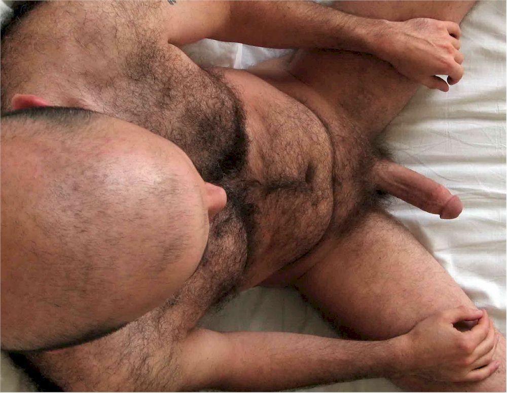 Порно Большие Волосатые Геи