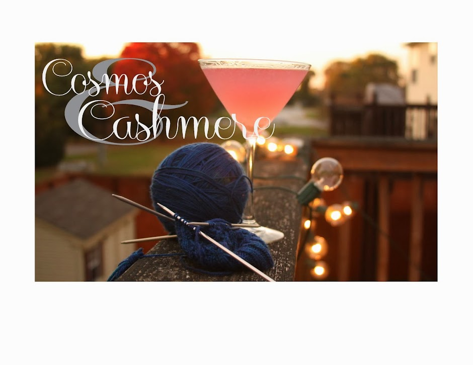 Cosmos and Cashmere