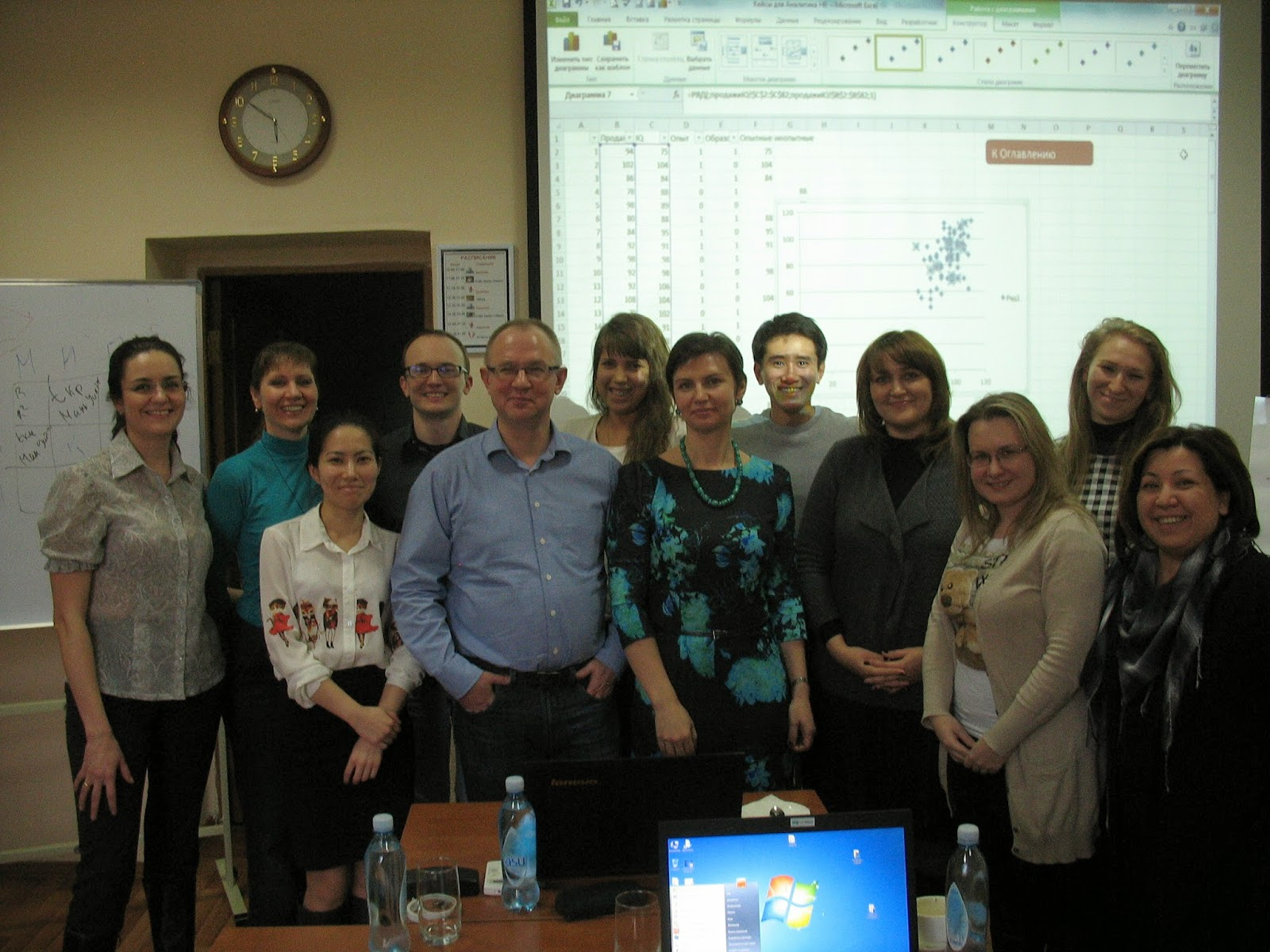 Аналитика для HR, Алматы, Казахстан
