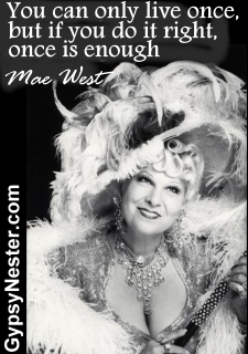 The Great American Disconnect-Political Comments: Mae West ...