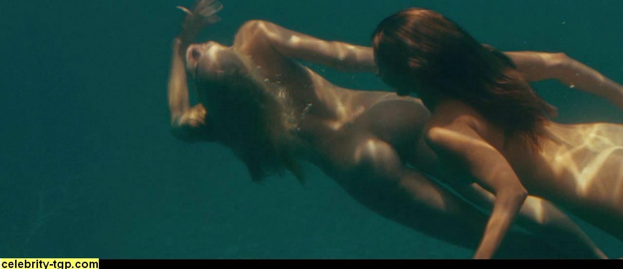 Underwater kelly nude brook