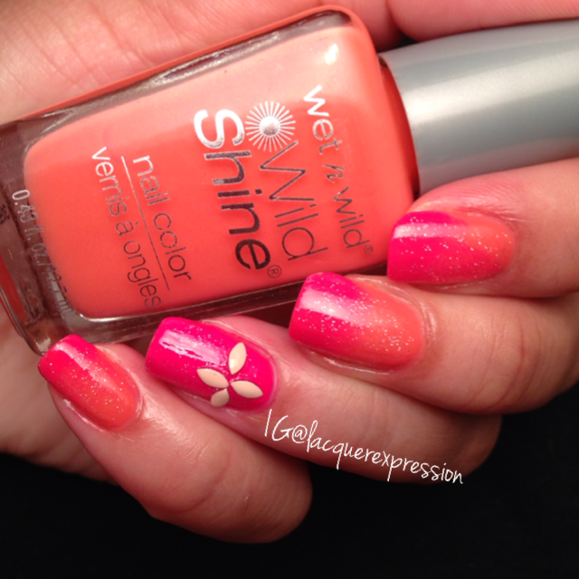 wet n wild shine blazed nail polish