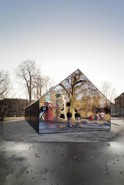 Edifício Parque Central Copenhaga