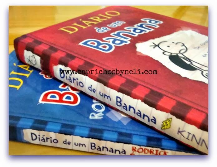 Livros, livros infantis