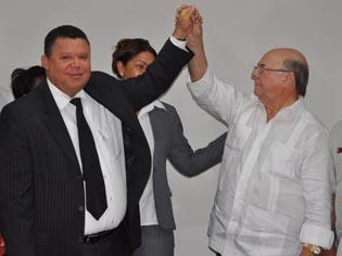 HM confía mediación de Agripino Núñez Collado logrará solución conflicto JCE