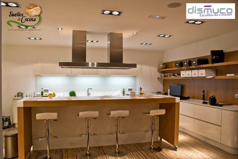 La cocina de aficionado nueva escuela de cocina en madrid - Escuela de cocina ...