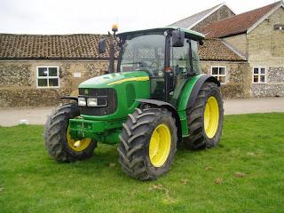 5620.1 740875 Tractor John Deere 5620 71Cp 2007 750h