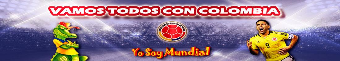 Selección Colombia | Yo soy Mundial