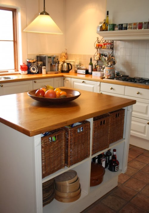 Countertops Kitchen Options : kitchen countertop ideas : wooden kitchen countertop materials
