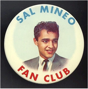 Terenci Moix chapa club de fans de Sal Mineo
