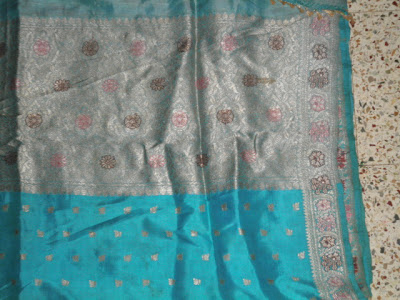 Antique Banaras Saree
