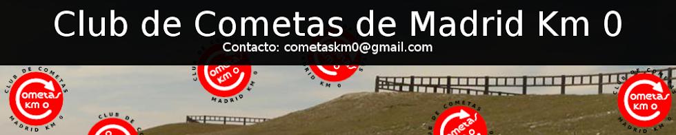 Club de Cometas  Madrid Km 0