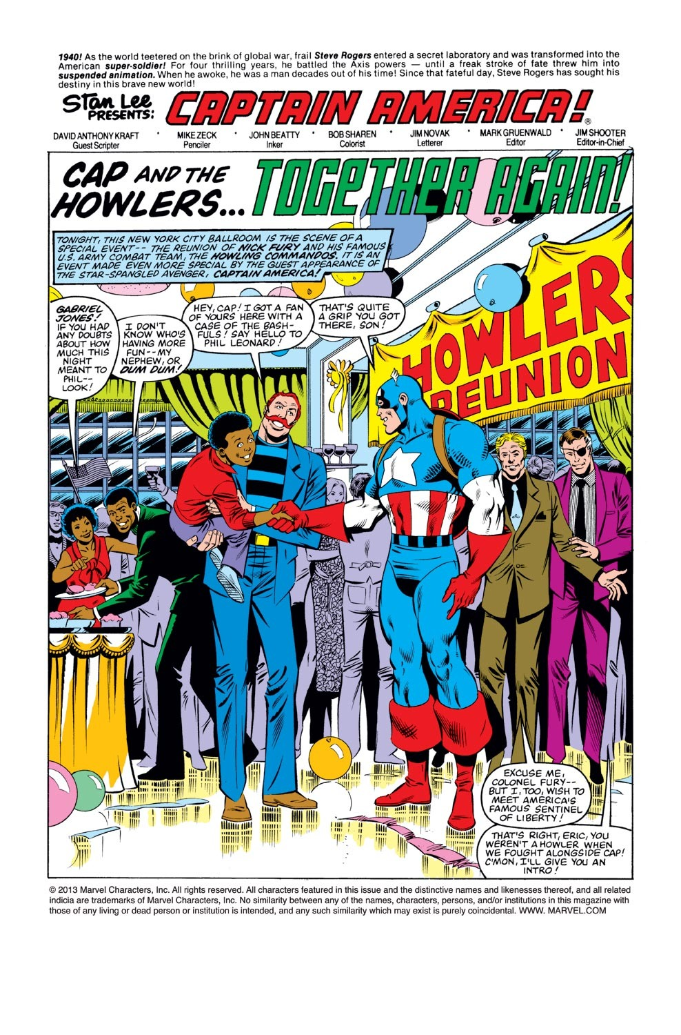Captain America (1968) Issue #273 #189 - English 2