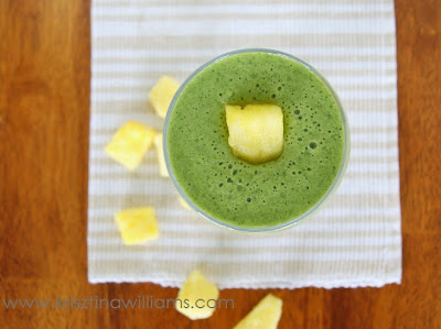 http://www.krisztinawilliams.com/2015/04/frozen-pineapple-kale-smoothie.html