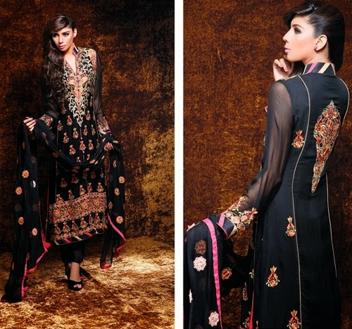 Motifz Crinkle Chiffon Formal Collection 2015 Vol-3