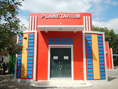 gedung planetarium jogja