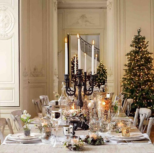 Christmas Inspiration/lulu klein interiors