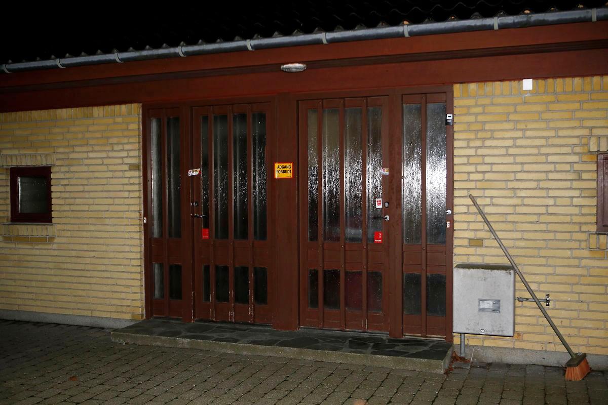 Villaen på Konge-Åsen i Skælskør