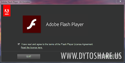 Adobe Flash Player 18.0.0.194 Offline Installer