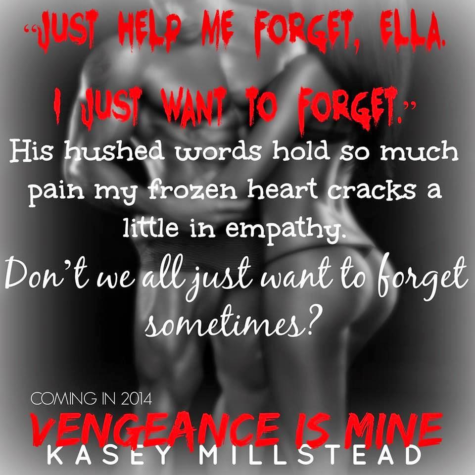 Vengeance Is Mine teaser 1