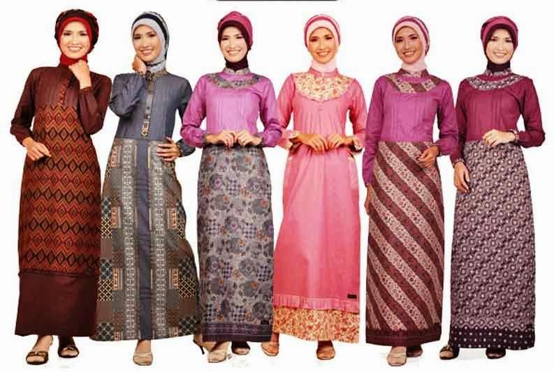 Gambar Baju Muslim Modern 2015 Terbaru