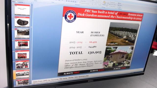 130, 905 houses built since Dick Gordon assumed Chairmanship in 2005.