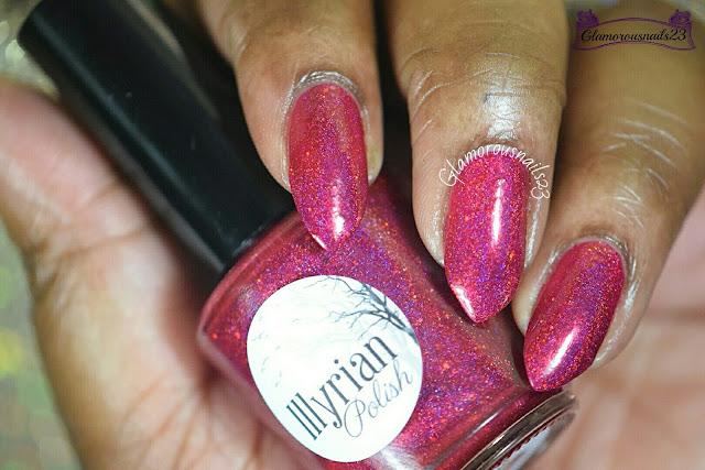 Illyrian Polish Shiny Red Balls