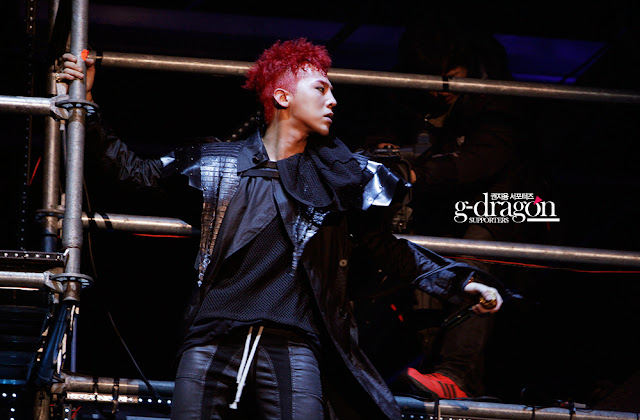 G-Dragon One of a Kind World Tour Seoul- 1