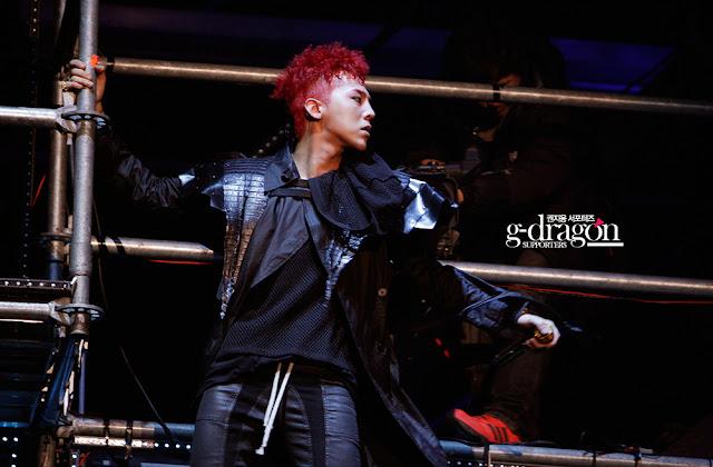G-Dragon One of a Kind World Tour Seoul- 1