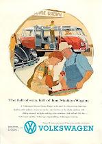 Vintage VW Ads