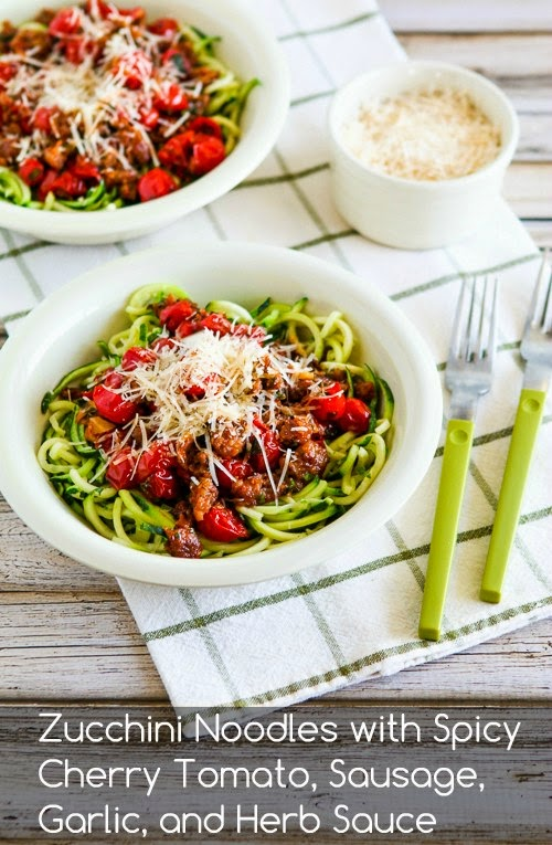 Spiralizing, Slow Cooker Summer Dinners, Diet Soda, and Other Things I ...