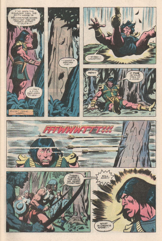 Conan the Barbarian (1970) Issue #180 #192 - English 4