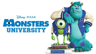 Monstruos University - cine series y tv