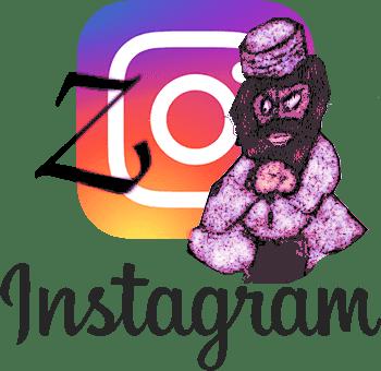 Pagina Instagram sullo Zarathustra