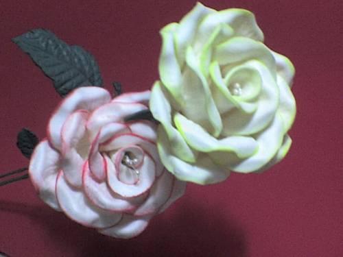 Flores con goma eva imagui - Flores con goma eva ...