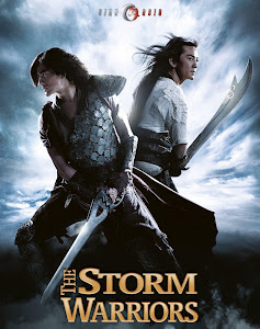 Poster Of Storm Warriors (2009) Full Movie Hindi Dubbed Free Download Watch Online At worldfree4u.com