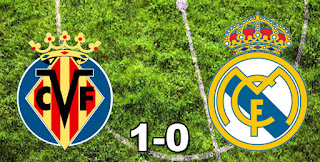 Villarreal 1-0 Real Madrid