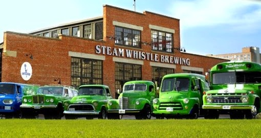 Photo of Steam Whistle Brewery in Toronto