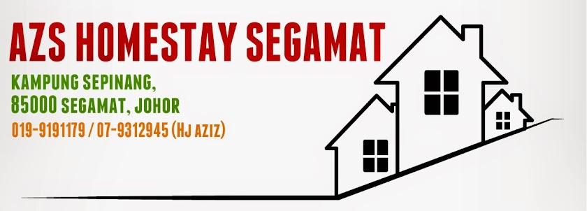 AZS Homestay Segamat