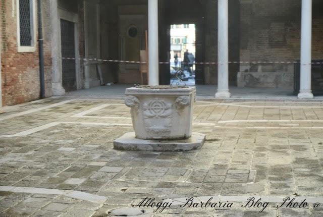 Corte Piccola Gallerie Accademia