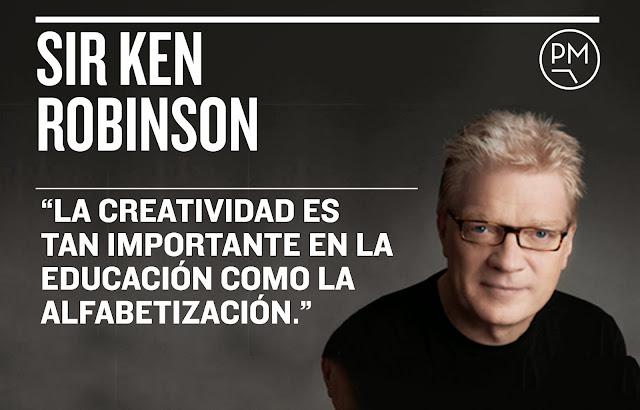 creatividad-sir-ken-robinson-educación