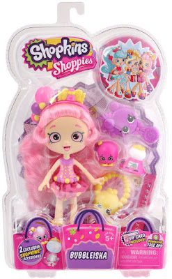TOYS : JUGUETES - SHOPKINS : Shoppies Bubbleisha | Muñeca - Doll Producto Oficial 2015 | A partir de 5 años Comprar en Amazon España & buy Amazon USA