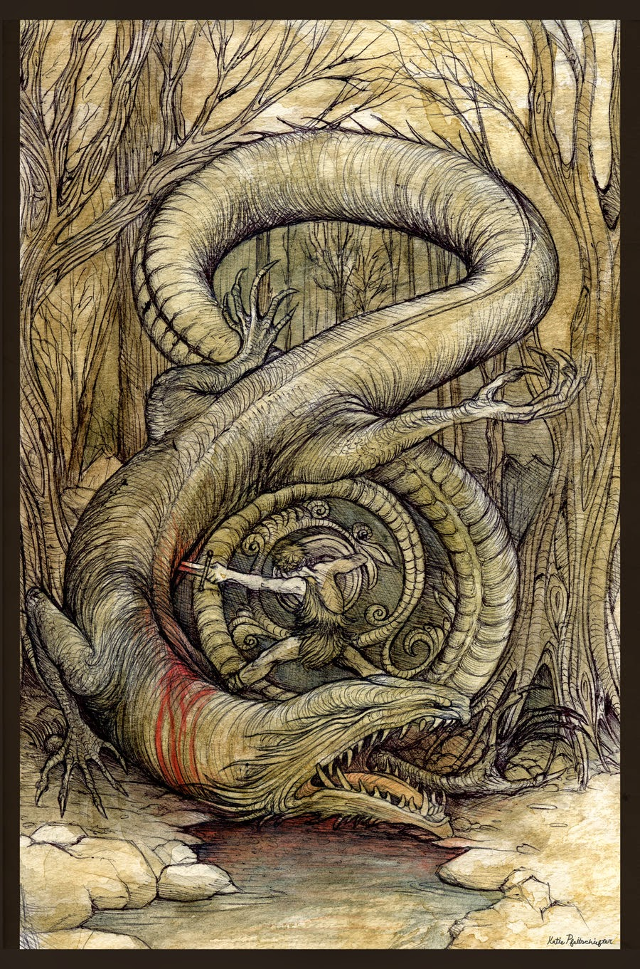 the test blog for blogger and gadgets norse mythology dragon u0027s or