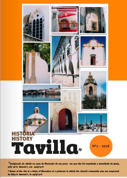 Revista TAVILLA, n.º 1, 2018