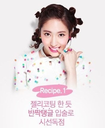 fx+sulli+krystal+etude+%287%29 More of f(x) Krystal and Sullis promotional pictures for Etude House