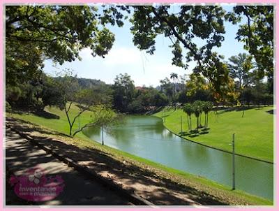 Quinta da Boa Vista no Rio de Janeiro