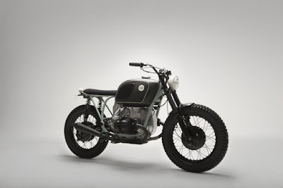 BMW R/75  Custom
