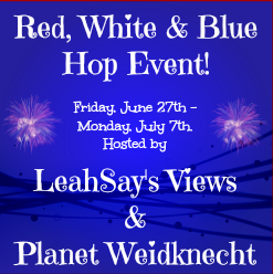 Red, White and Blue Hop 6/27 - 7/7