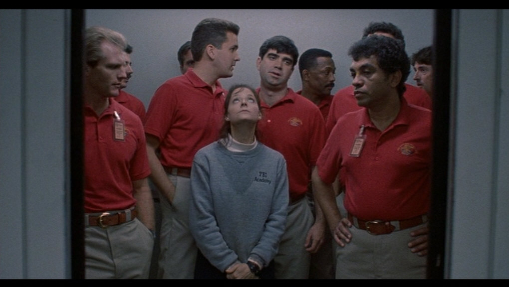 V1 Group 5 2011: Analysis of Silence of The Lambs