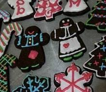 Resep Cara Membuat Christmas Cookies Enak